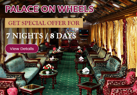 Palace on Wheels Offer